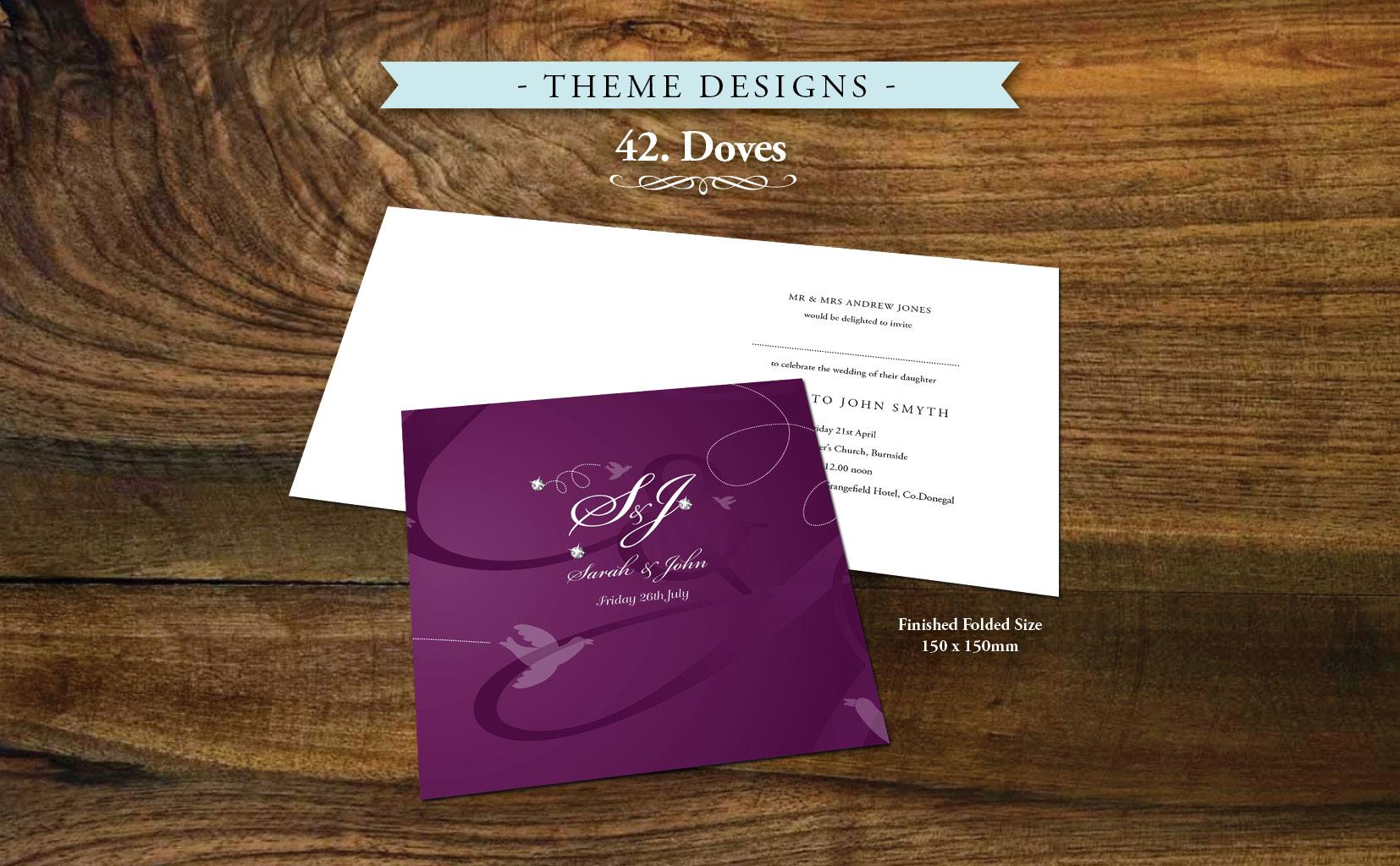 wedding invites42
