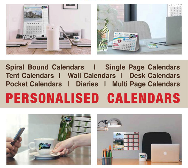 The Print Factory Calendars & Diaries